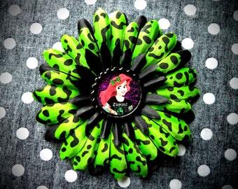 Hardcore Ariel hair flower