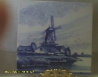 TILE FROM HOLLAND