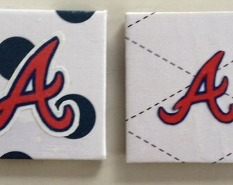 Atlanta Braves Magnets