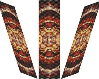 Samsara bracelet - PDF pattern