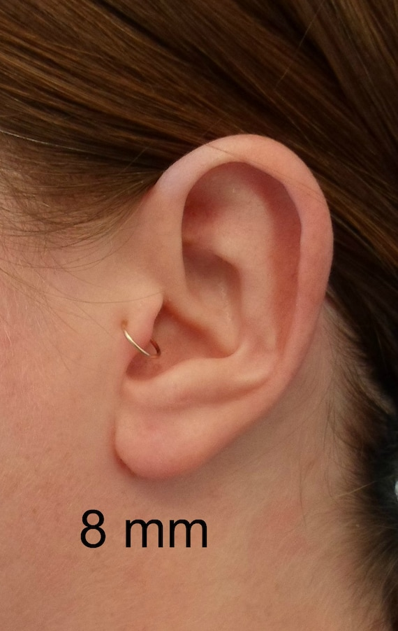 ear cuff bague d 39 oreille simple anneau oreille. Black Bedroom Furniture Sets. Home Design Ideas