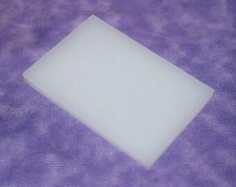 Multipurpose Nylon Block 6x4x.5 inch