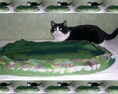 SALE Felted bed for cat or dog