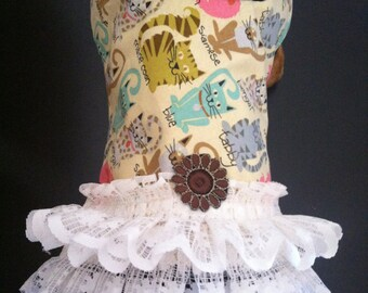 Summer Dress by FiercePetFashion