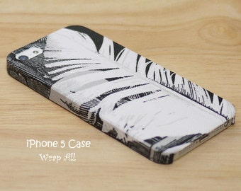 White Feather iPhone 6S case iPhone 6 case iPhone 6S Plus case iPhone 6 Plus case iPhone 5S case iPhone 5 case iPhone 4S case