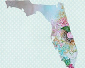 """Florida Print 8"""" x 10"""""""