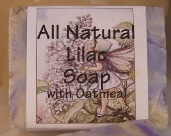 Sugar Hill Lilac Soap