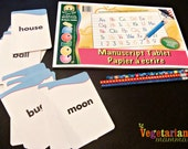 Busy Bag Activity: High Frequeny Word Practice