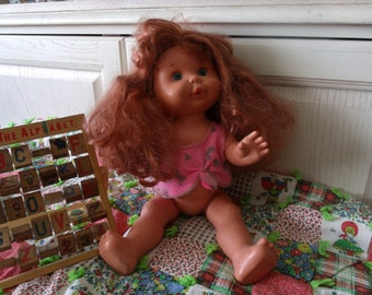 Panosh Place 18 Honey Combs Doll  Red Haired 1985 :) Doll,Vintage Doll. Toys, Vintage Toys,