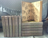Vintage Nancy Drew hardcover book set -REDUCED