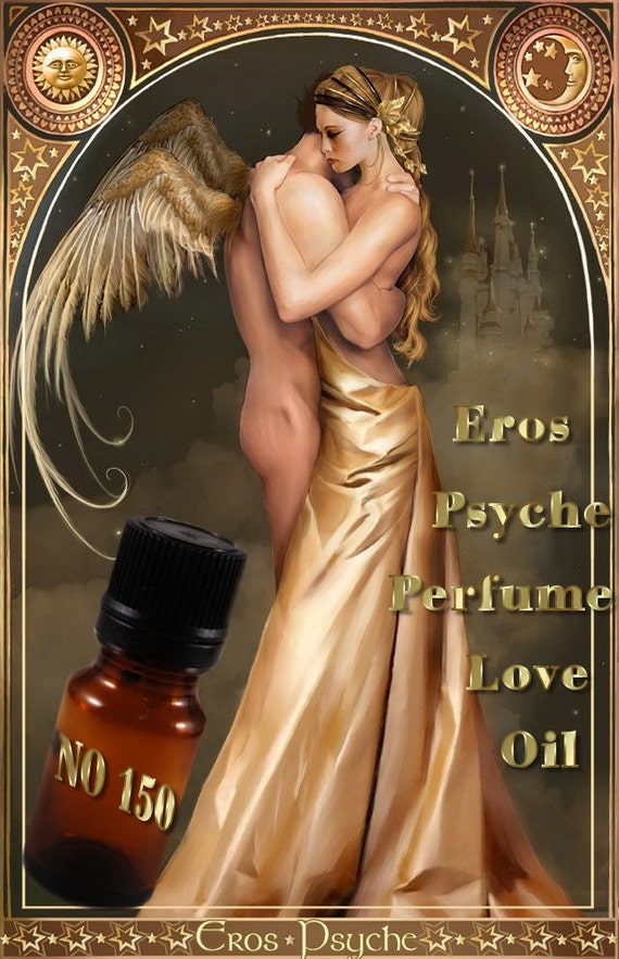 No 150 Eros & Psyche Perfume oil.