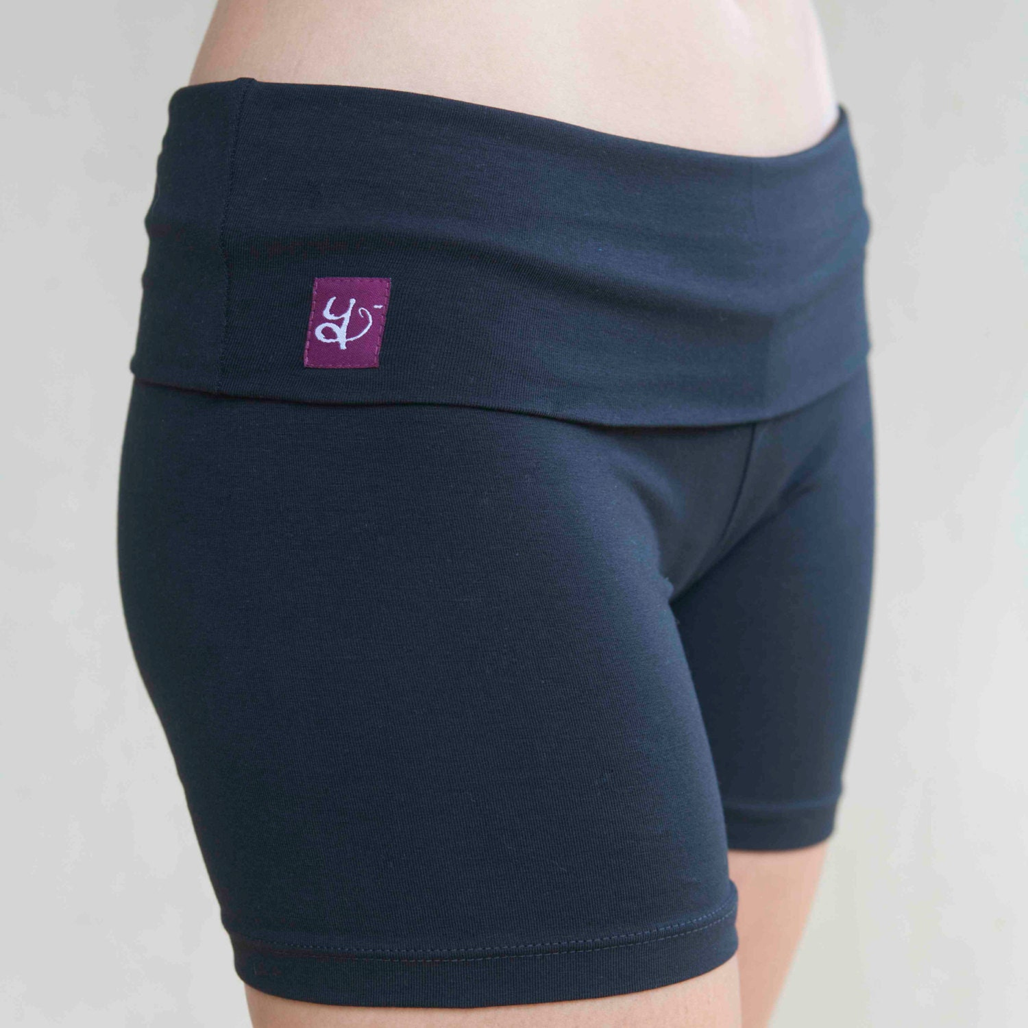 Cotton Yoga Shorts For Women 'Trini