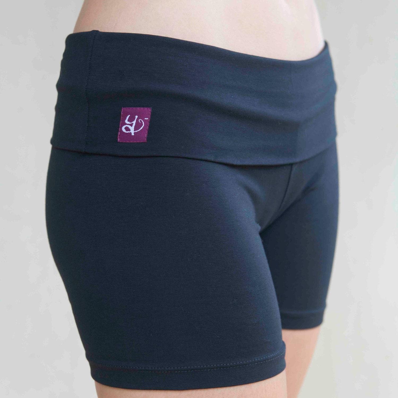 Cotton Yoga Shorts for Women 'Trini'
