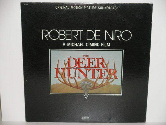 The Deer Hunter Original Motion Picture By Notesfromtheattic