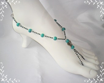 Anklet Barefoot / Foot Jewelry / Barefoot Jewelry