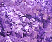 SALE Solvent Resistant Glitter Matte Purple Hexagon Large Glitter 1 Ounce Glitter 0.094 Glitter for Nail Art and Nail Polish