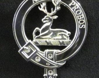 Blair Scottish Clan Crest Badge