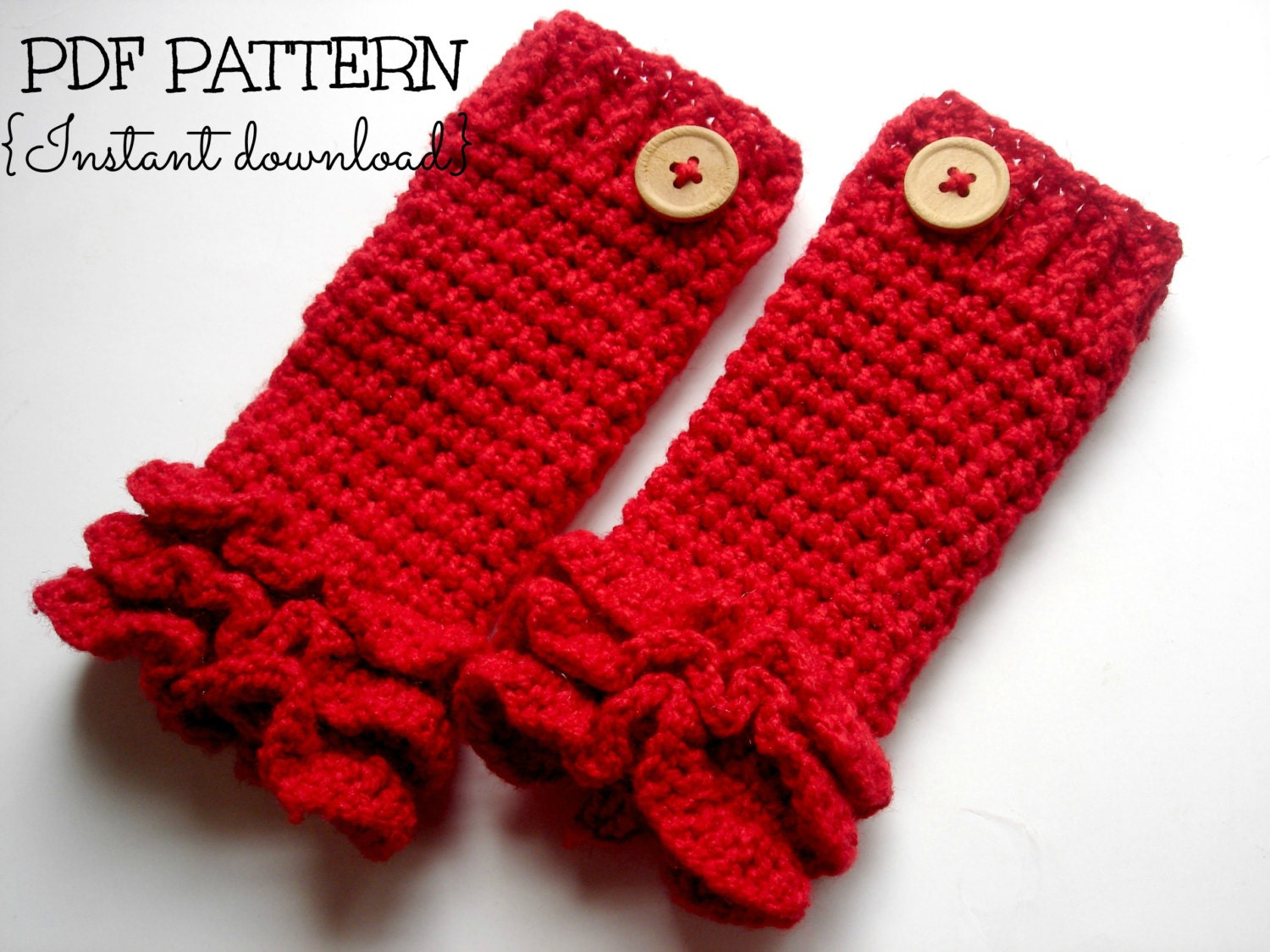 Free Crochet Patterns For Baby Leg Warmers