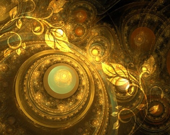 Far Away - fractal artwork download