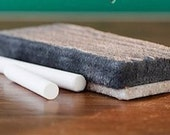 Chalk & Eraser // Add to your order