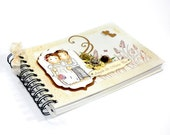 Wedding guestbook, for golden wedding, wedding thoughts book