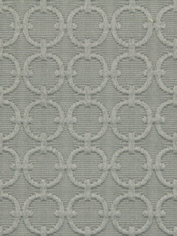 Geometric Grey Fabric - Solid Grey Upholstery Fabric - Textured Circle  Design - Padded Headboard - Furniture Fabric - Light Grey Home Decor from  ...