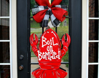 Crawfish Boil Party Decoration | Crawfish Boil Invitations | Low Country Boil | Crawfish Decor |