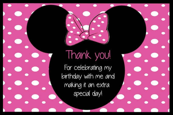 How To Create Minnie Mouse Invitations is good invitation design