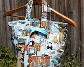 Cats Will Play Large Project Bag