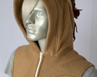 Doctor Whooves Pony Vest, Costume, Hoodie, Vest, Jacket, Hand-made