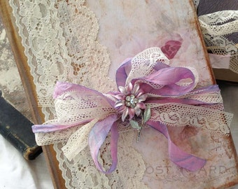 Wedding guest book - With love from... Paris - Custom
