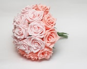 wedding bouquet, bridal bouquet, bridesmaids bouquets, paper flower bouquets, paper flowers, wedding flowers