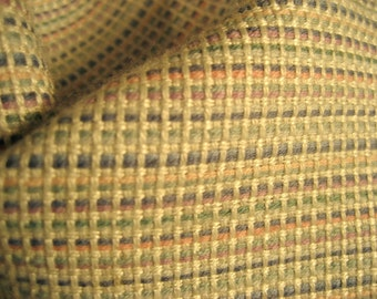 Pastel Woven Cotton, Soft Natural Fabric
