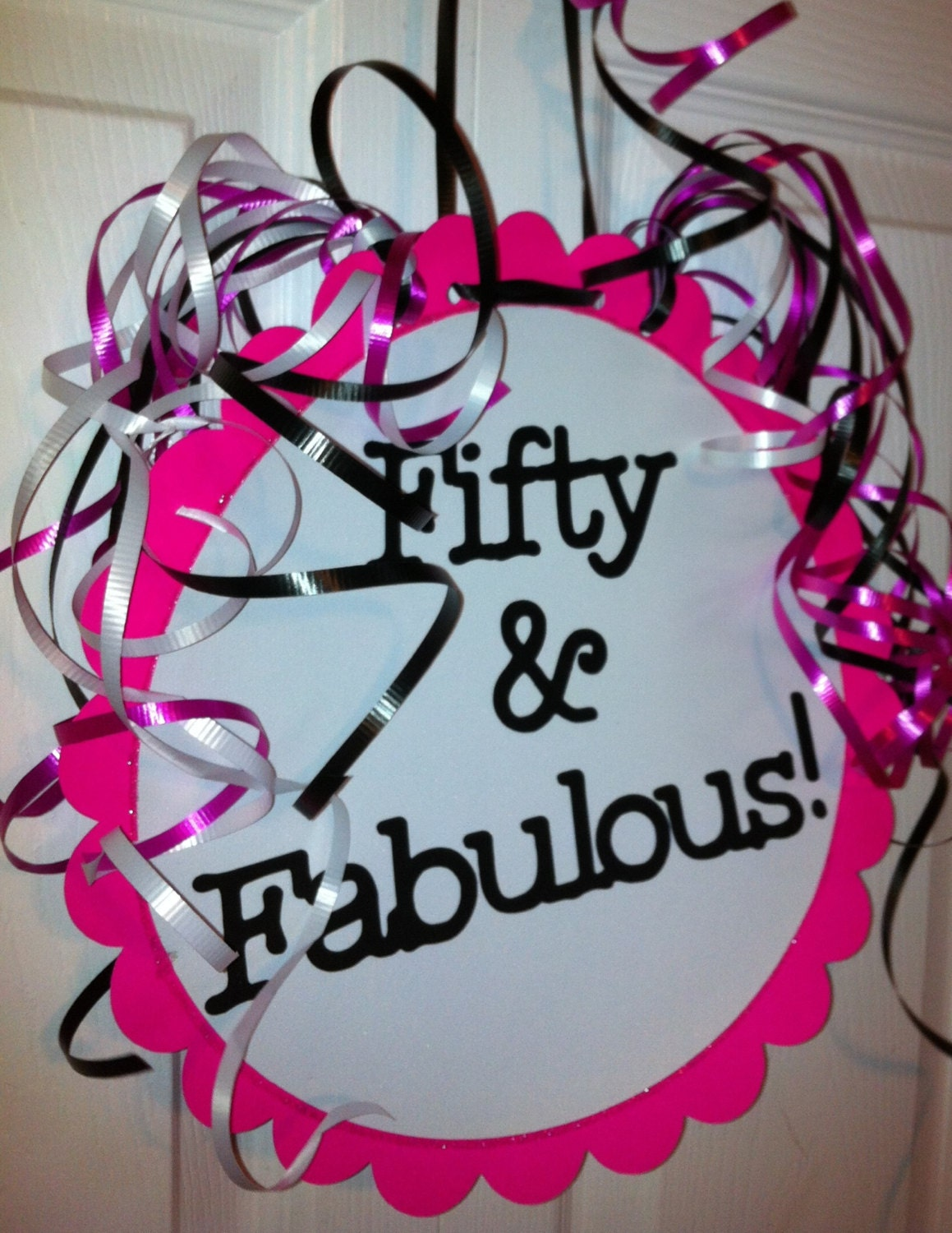 50th birthday party decorations giant party sign 50 by for 50th party decoration