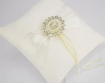 Wedding pillow / ring pillows
