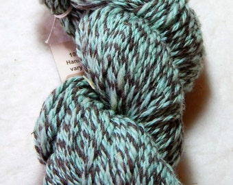 "3 Ply Sport weight yarn ""Mint Julep"""