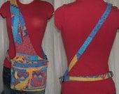 Stylish, Safety Travelling Bag Handmade