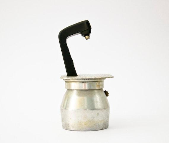 Italian Coffee Maker Filter : Vintage Italian coffee maker Stovetop Luxa 2 cups 1950