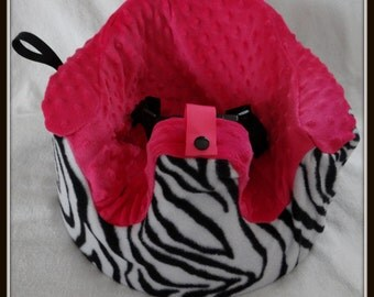 Zebra bumbo cover