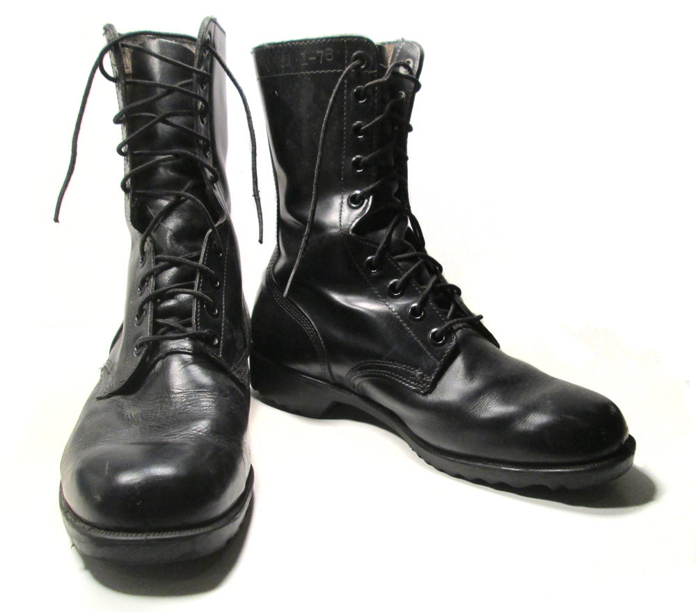 Vietnam Era Regulation Combat Boots By Ro Search By