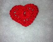 Heart Pin / Brooch