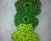 Shamrock Pins for Saint Patrick's Day