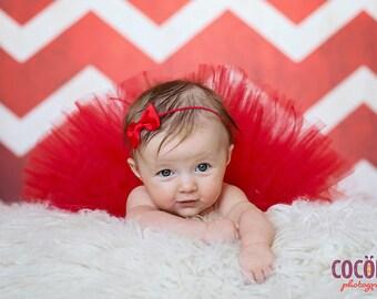 RED BOW Headband, Valentines Headband, Baby Girl Headband, Infant Headband, Toddler Headband, Baby Headband