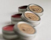 three Tint - The three-ingredient tinted lip balm