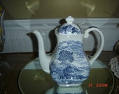Royal Warwick Coffee Pot  ((Reserved for jbray31))