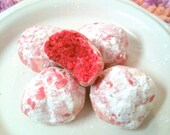 Snowball (Pink) Puff Cookie Mix