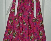 Easter Bunny on Pink size 4T and 6/7 only :E006
