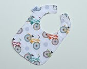Baby bib / Bike Baby Bib / Bicycle