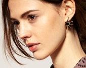Sunburst Earrings // House of Harlow Inspired Earrings