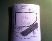 Vital Signs 2- a zine about being a student nurse